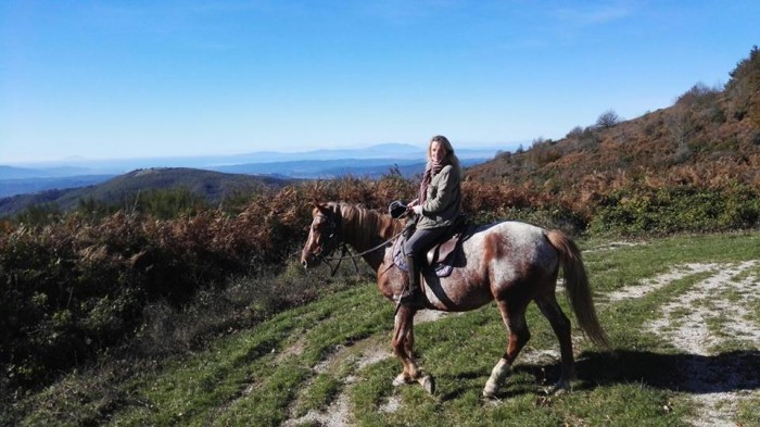 our wonderful Friends in Tuscany ...Horseback Riding in Tuscany an offer you should not miss!
